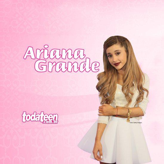 Ariana Grande Wallpaper (Tablet)