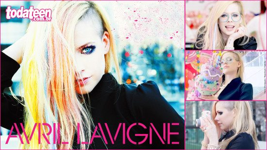 Avril Lavigne Wallpaper (Widescreen)