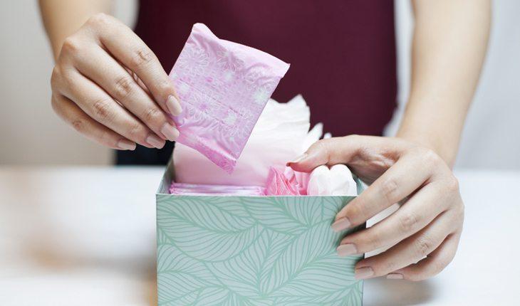 como usar absorvente