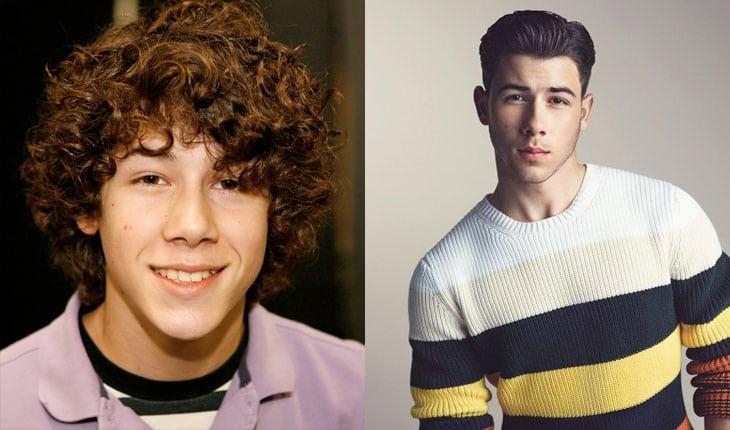 famosos que cresceram