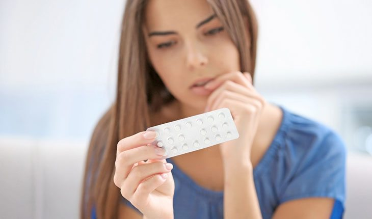 Descubra como a pílula age no seu corpo