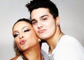 """Cláudia Leitte faz versão de """"Cartório"""" para Luan Santana"""