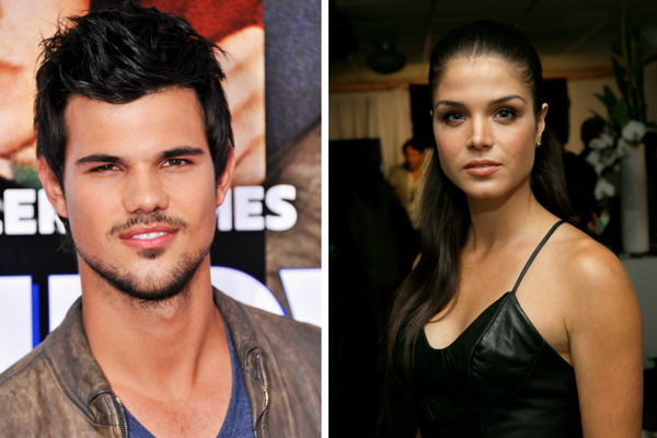 Taylor Lauter e Marie Avgeropoulos