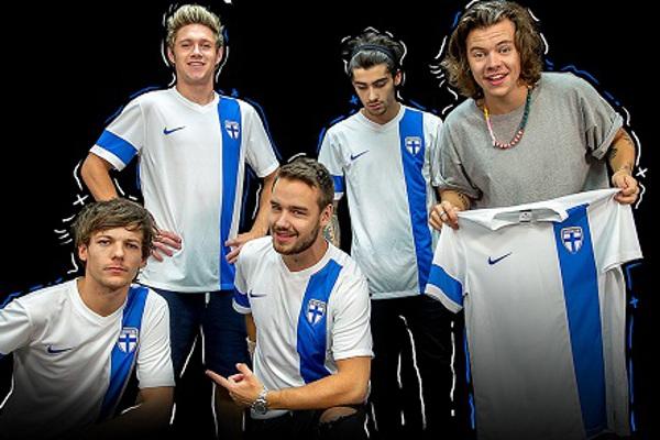 One Direction cancela show extra na Finlândia