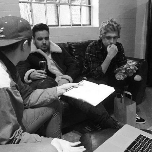 One Direction já está preparando novo álbum