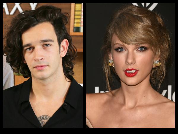 Vocalista da The 1975 desmente boatos sobre affair com Taylor Swift
