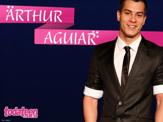 Arthur Aguiar Wallpaper (Fullscreen)
