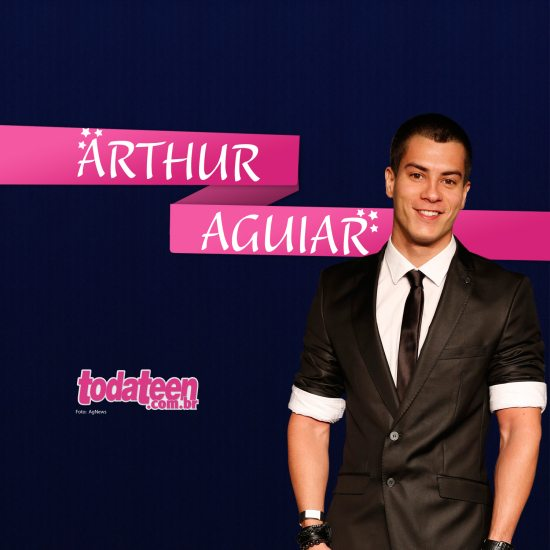 Arthur Aguiar Wallpaper (Tablet)