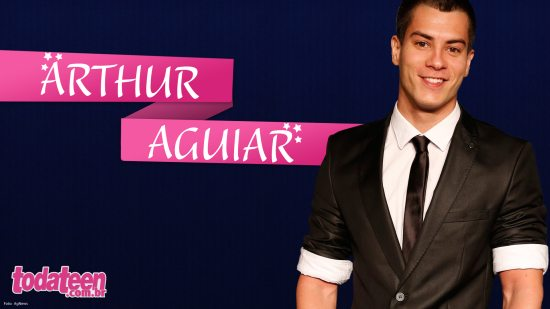 Arthur Aguiar Wallpaper (Widescreen)