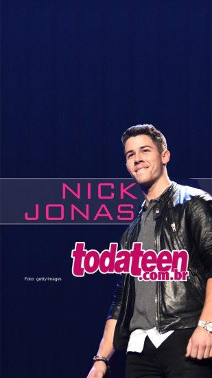 Nick Jonas Wallpaper (IPhone)
