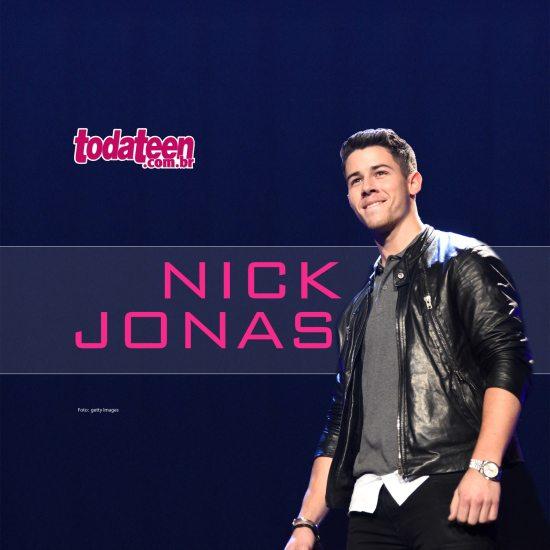 Nick Jonas Wallpaper (Tablet)