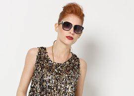 dc3f28051 A mistura do estilo rocker com elementos mais sofisticados é perfeita para  garotas cheias de atitude!