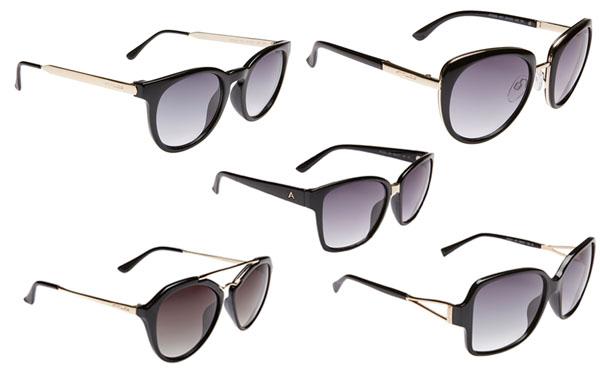 295c85d78 Óculos de sol Atitude Eyewear - estilo glam
