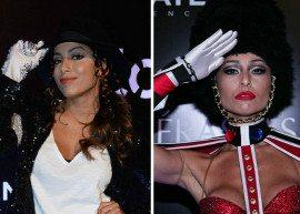 Sabrina Sato e Anitta surpreendem em baile de gala da Vogue