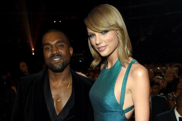 Kanye West e Taylor Swift vão fazer parceria musical