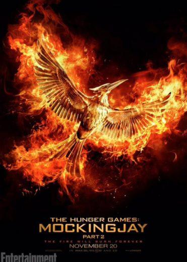 """Site divulga o primeiro teaser poster do filme """"Jogos Vorazes: A Esperança- Parte 2"""""""