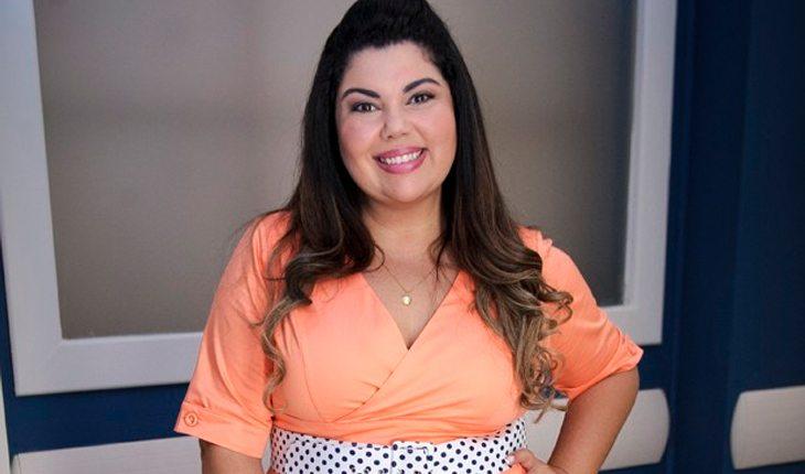 Fabiana Karla sofre bullying por ser gordinha