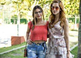 """As unhas de Sophia Abrahão e Giovanna Lancellotti em """"Alto Astral"""""""