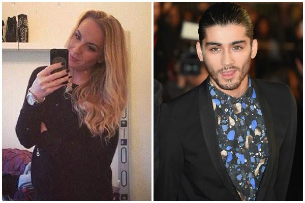 Modelo sueca diz que teve affair com Zayn Malik e aconselha Perrie Edwards a deixá-lo