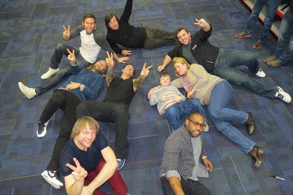 encontro banda maroon 5