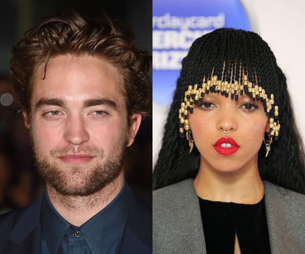 Robert Pattinson e FKA Twigs