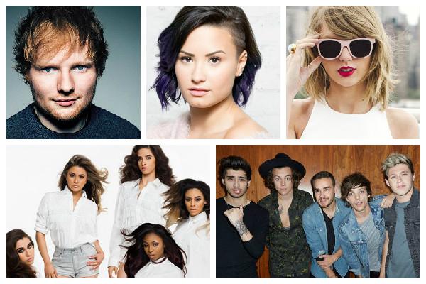 Confira a lista de indicados ao Radio Disney Music Awards 2015