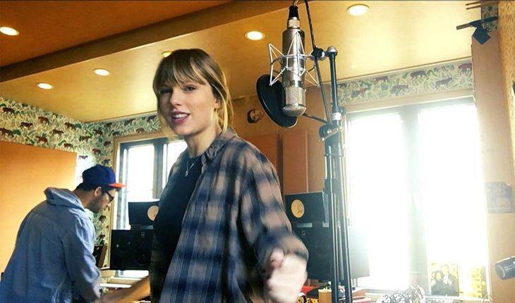 Taylor Swift já sofreu Bullying