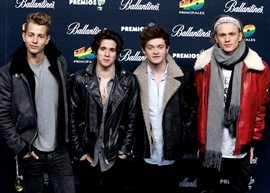 The Vamps posta foto sobre saída de Zayn Malik da One Direction e não agrada directioners
