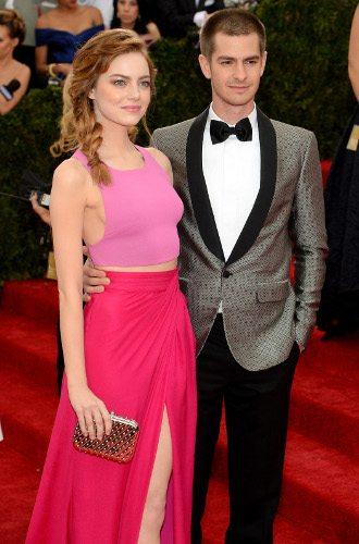 Emma Stone e Andrew Garfield dão um tempo no namoro