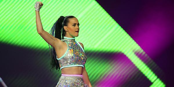 Katy Perry anuncia shows no Rio de Janeiro e São Paulo