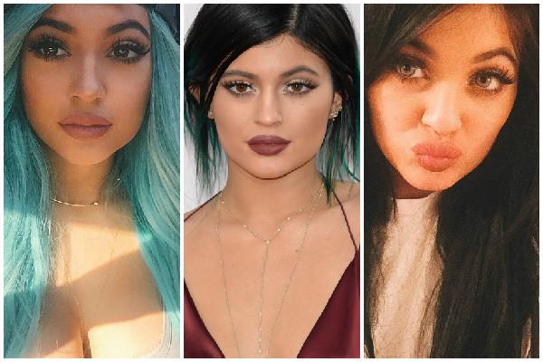 """Kylie Jenner faz alerta para meninas que estão fazendo o """"Desafio Kylie Jenner"""""""