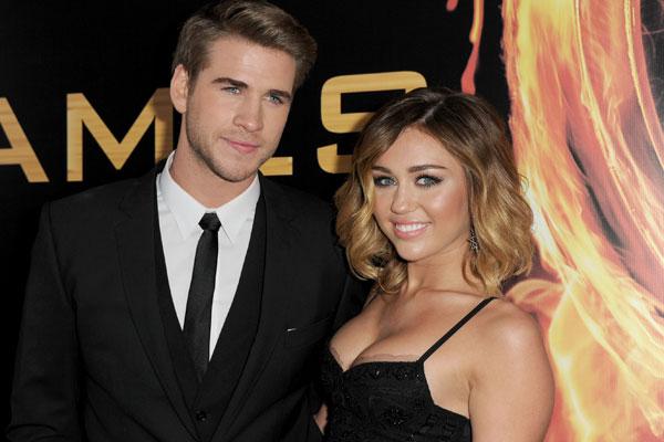 Miley Cyrus tem encontro com ex-noivo