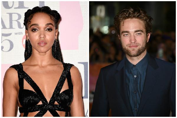 Robert Pattinson e FKA Twigs estão noivos