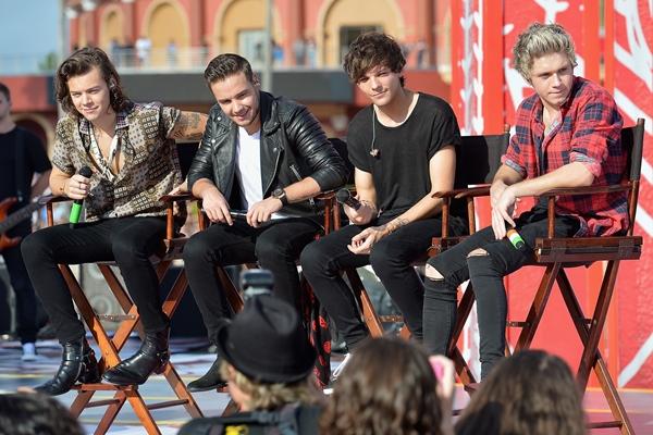 One Direction dá primeira entrevista após saída de Zayn Malik