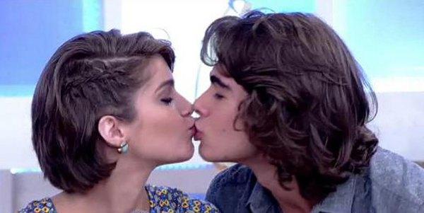 Rafael Vitti e Isabella Santoni assumem namoro