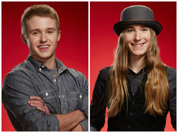 Dois cantores para amar: Corey Kent White e Sawyer Fredericks, do The Voice USA