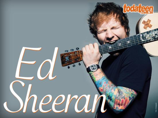 Ed Sheeran Wallpaper (Fullscreen)