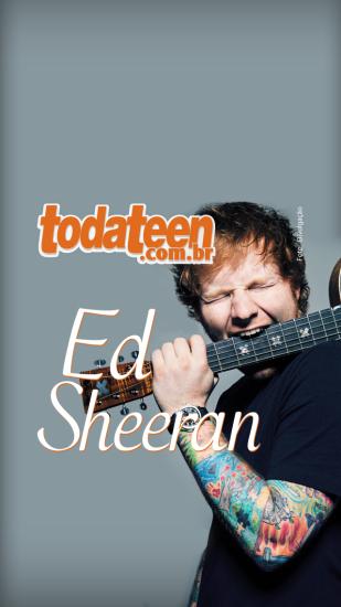 Ed Sheeran Wallpaper (IPhone)
