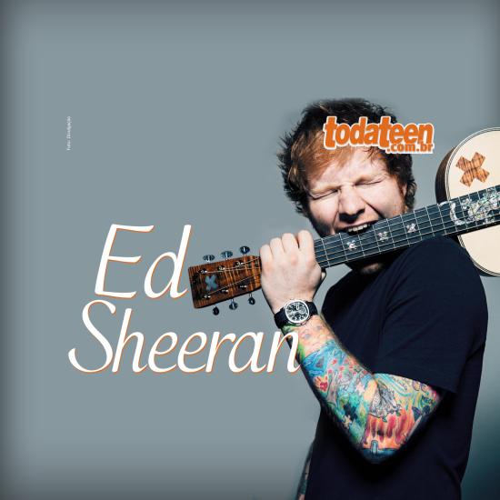 Ed Sheeran Wallpaper (Tablet)