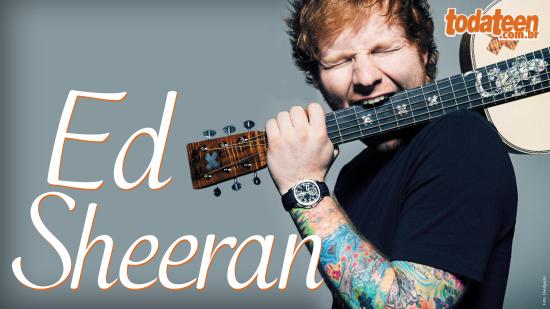 Ed Sheeran Wallpaper (Widescreen)