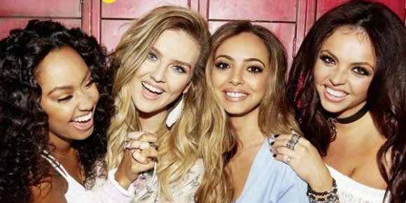 "Ouça ""Black Magic"", nova música da Little Mix"