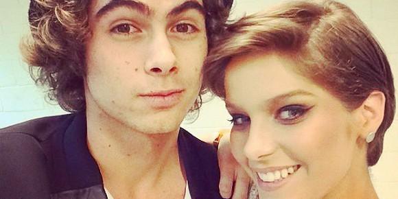 Isabella Santoni declara que não está namorando Rafael Vitti