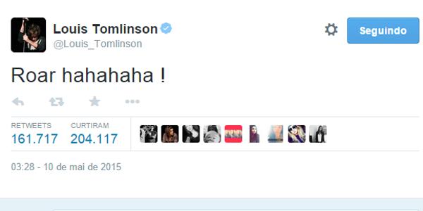 Naught Boy fala de Louis Tomlinson em entrevista e ele responde no Twitter