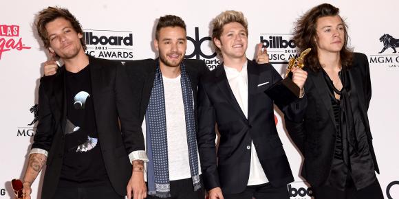 Olly Murs fala sobre próximo álbum da One Direction