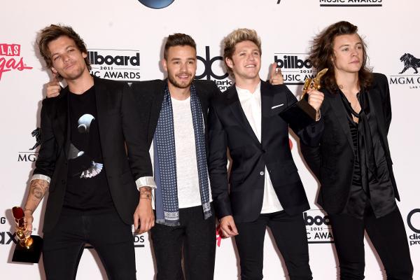 O que teve no Billboard Music Awards 2015