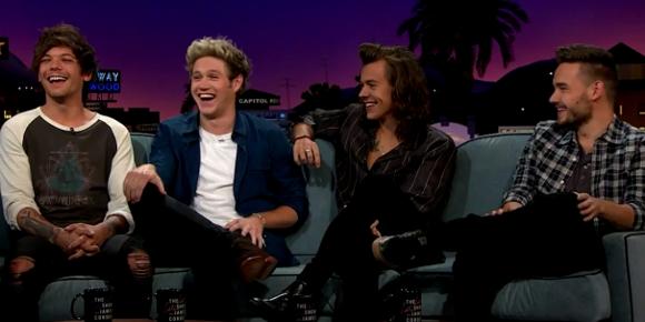Niall Horan e Louis Tomlinson confirmam período de férias da One Direction ano que vem