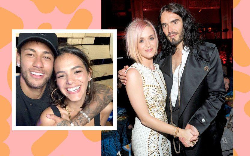 relacionamentos dos famosos