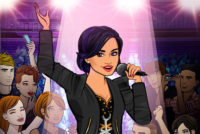 Demi Lovato vai lançar um game para celular