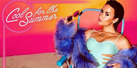 """Vazou! Nova música da Demi Lovato cai na rede. Ouça """"Cool For The Summer"""""""