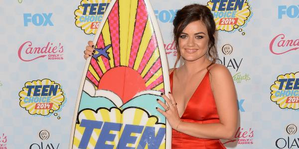 Confira a lista com os indicados ao Teen Choice Awards 2015